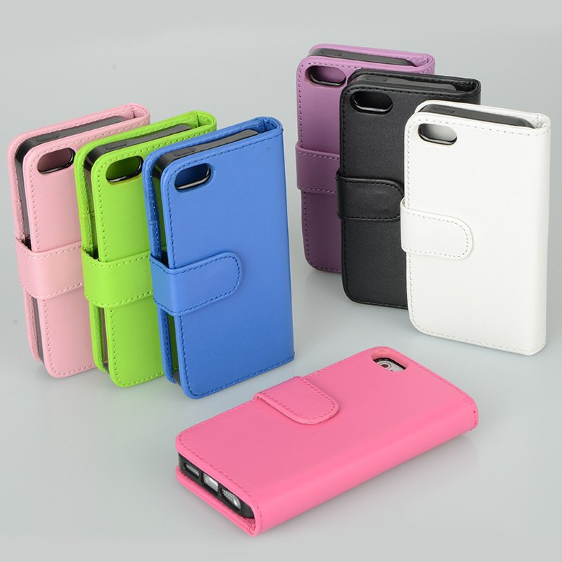 Wallet pouch Case Cover for iPhone 5. Cool!!!