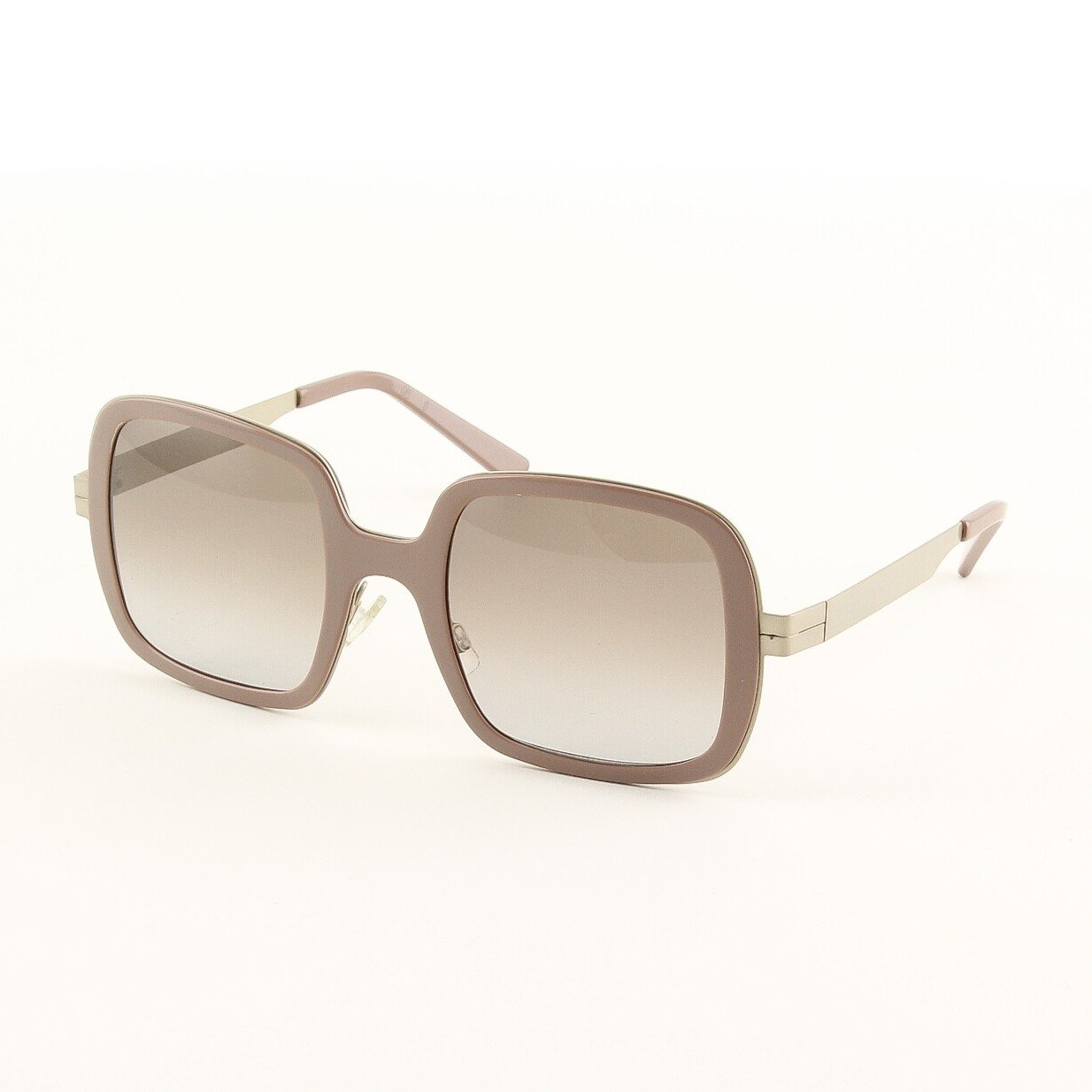 Marni MA159 Sunglasses 06 Dusty Pink Frame w/ Brown Gradient Lenses