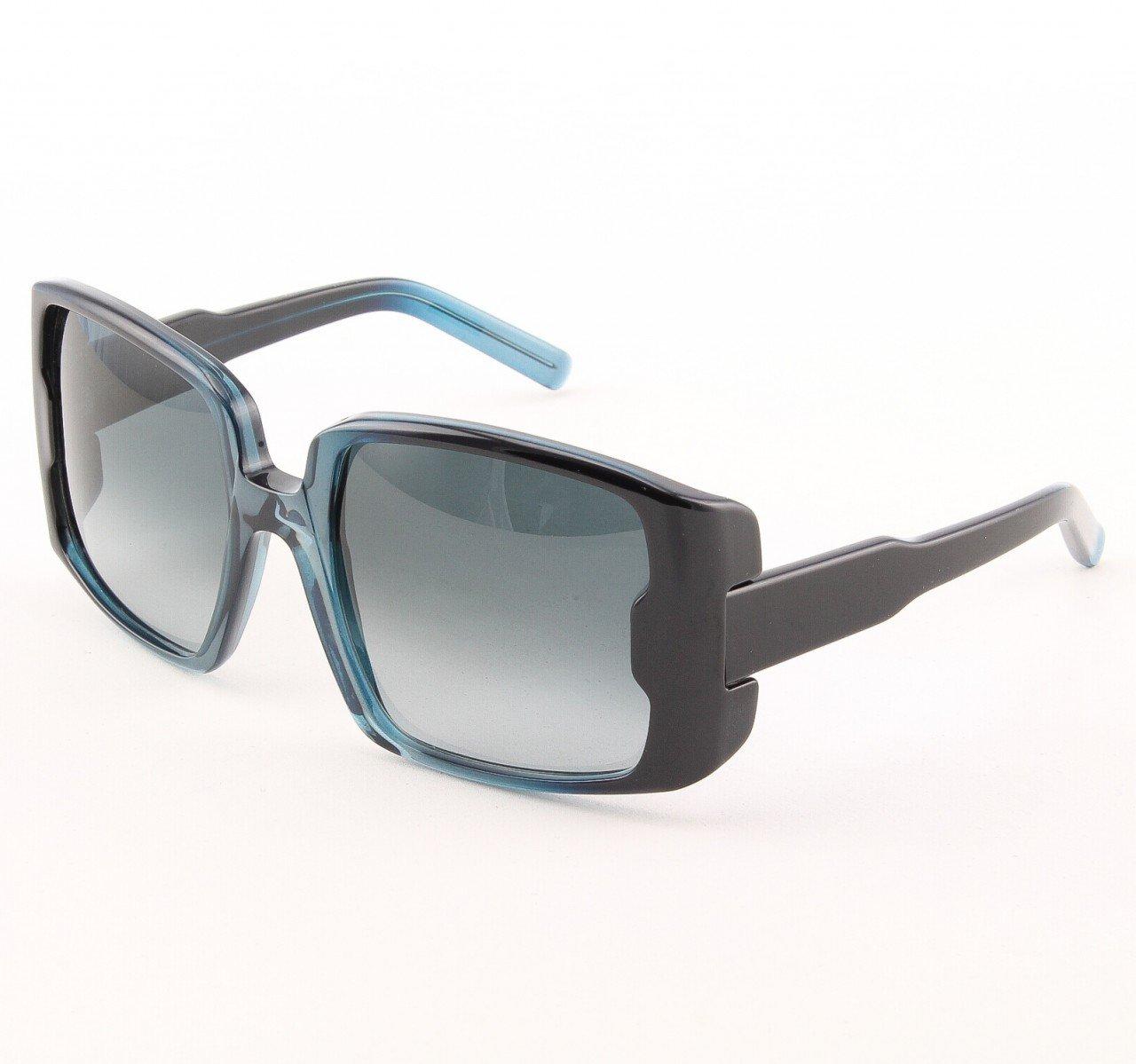 Marni MA154S Sunglasses Col. 03 Dark Navy with Gray Lenses