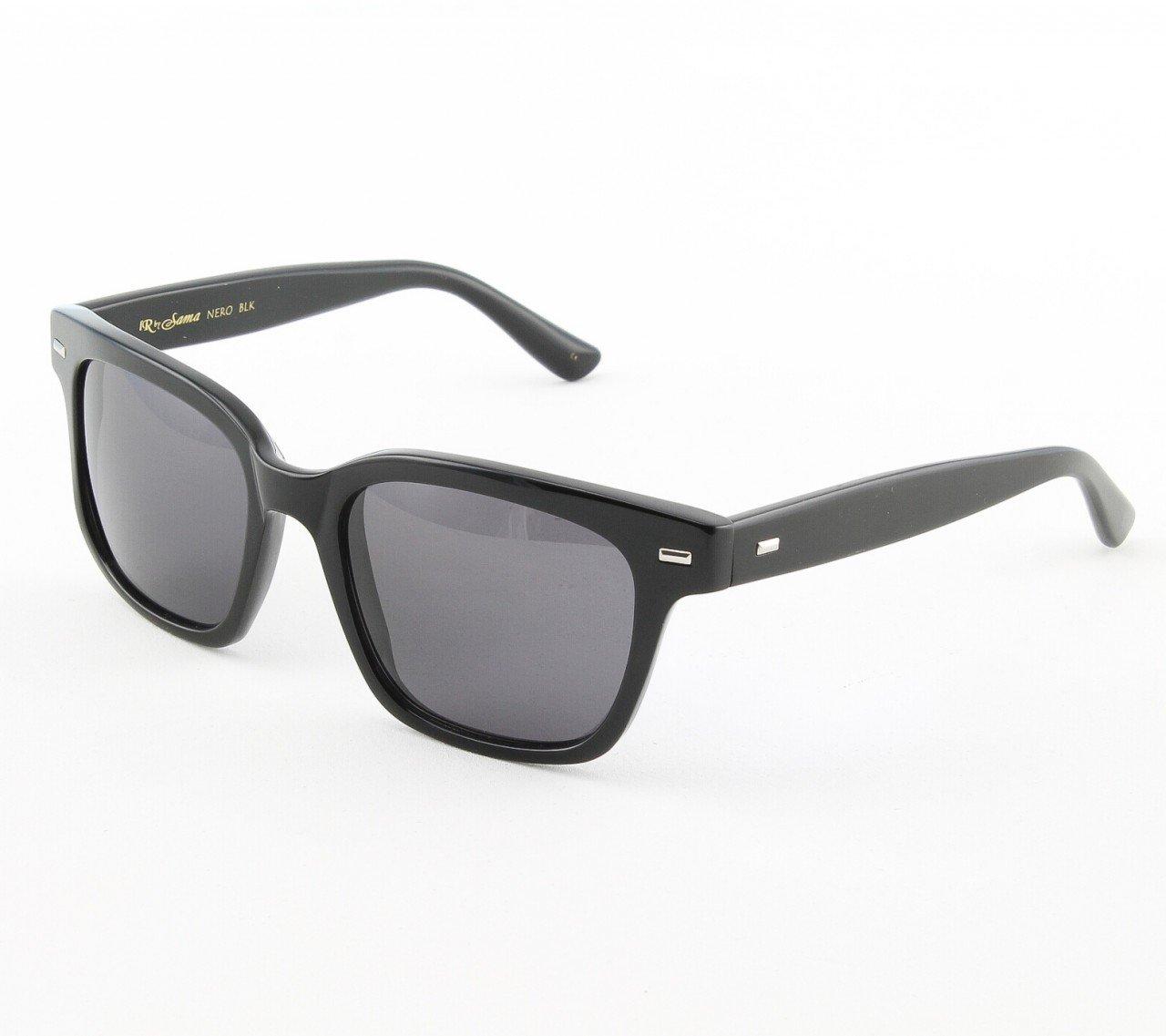 Loree Rodkin Nero Sunglasses by Sama Col. Black with Gray Lenses