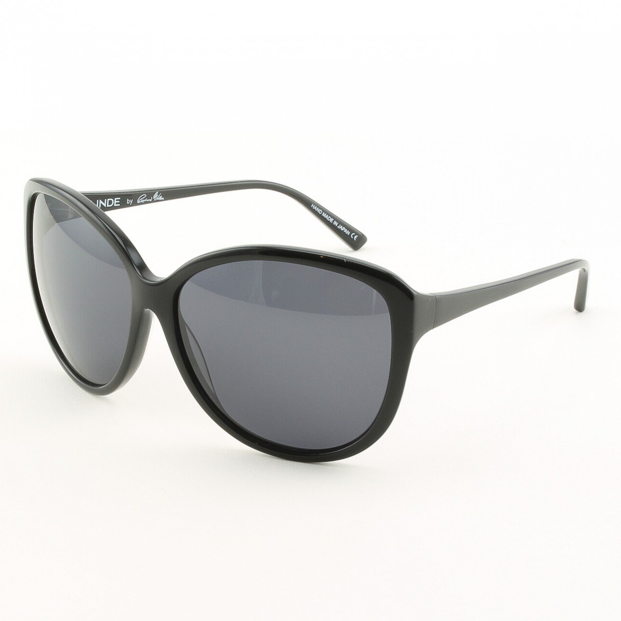 Blinde Like Totally Women's Sunglasses Col. Black with Solid Black Lenses