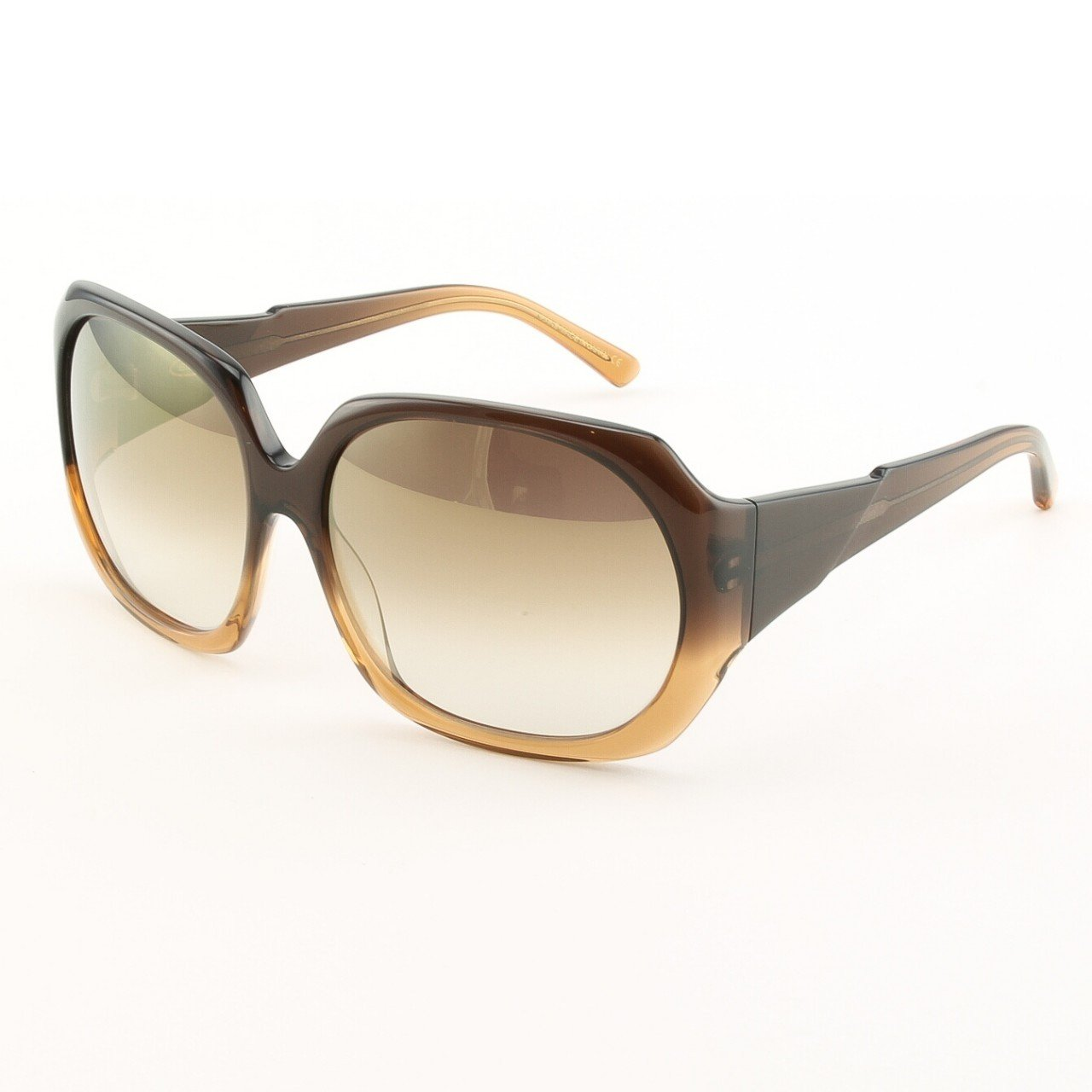 Blinde Bang On Women's Sunglasses Col. Root Beer Crystal Fade with Brown Lenses