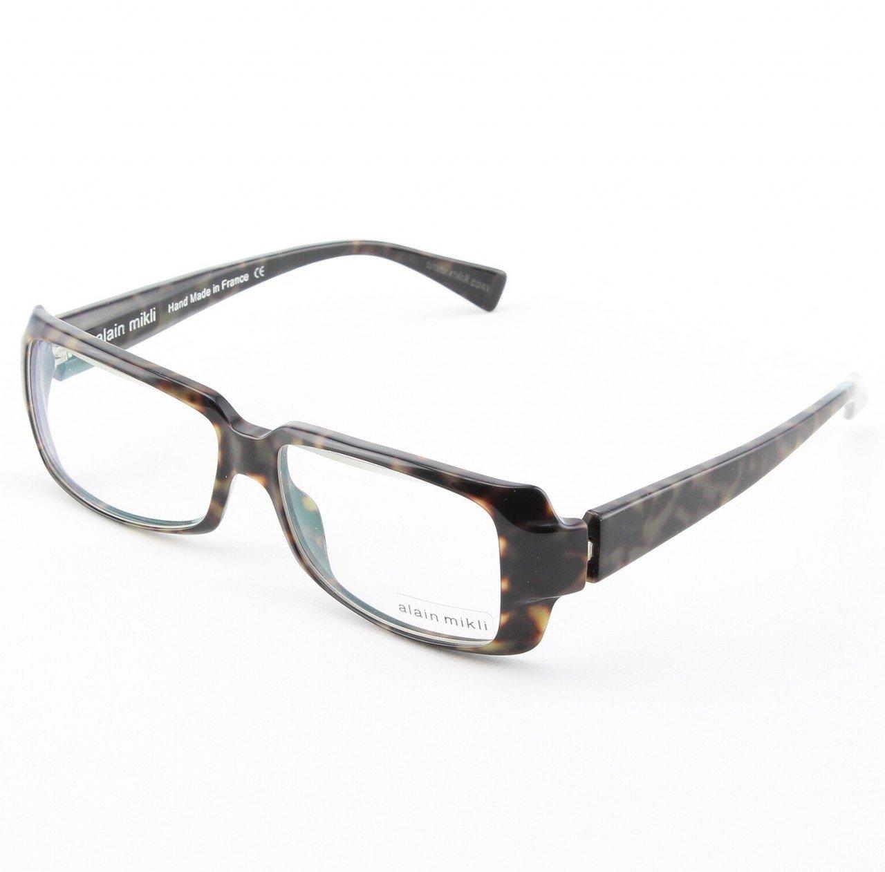 Alain Mikli Eyeglasses AL0940 Col. 2 Taupe Tortoise
