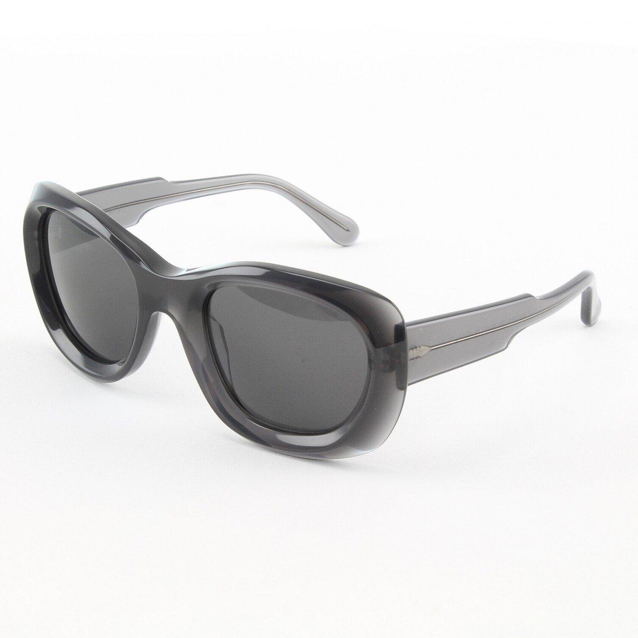 Marni MA178S Sunglasses Col. 06 Translucent Graphite Gray with Gray Gradient Lenses