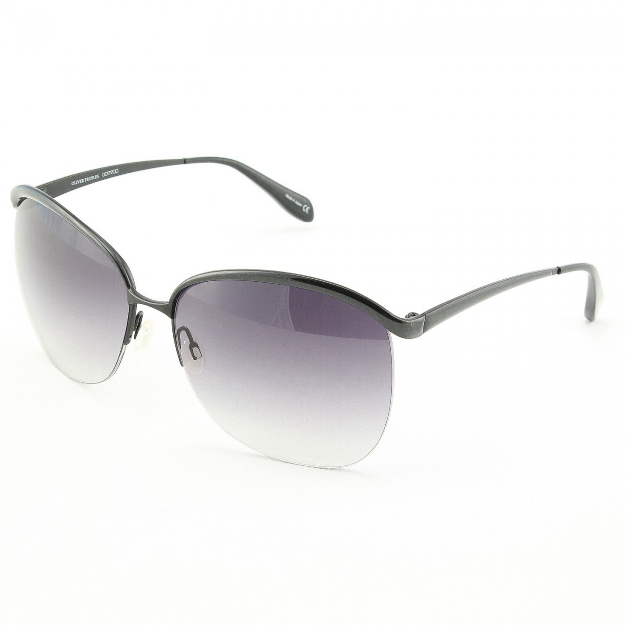 Oliver Peoples Lamour 1092S 5024/11 Sunglasses Col. Black Pearl with Grey Gradient Lenses