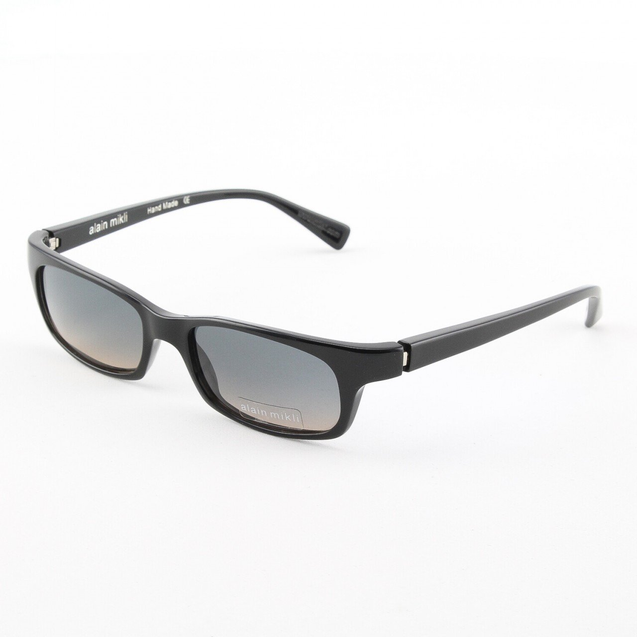Alain Mikli Eyeglasses AL0701 Col. 11 Black Frame