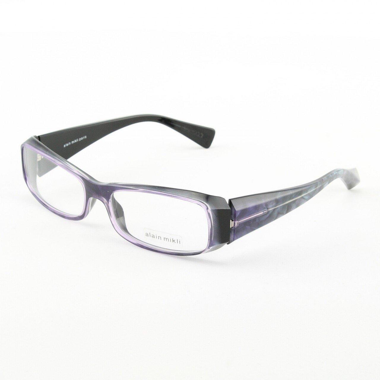 Alain Mikli Eyeglasses AL0322 Col. 34 Pearlized Purple