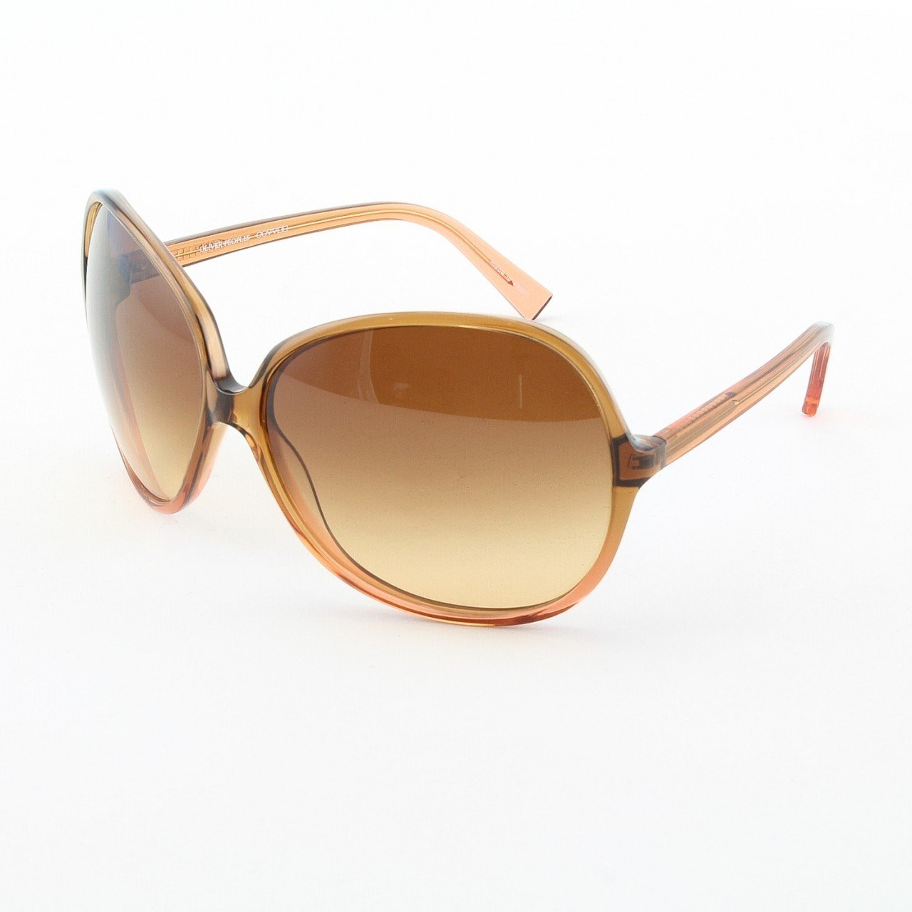 Oliver Peoples Chelsea Sunglasses Col. SFG Honey with Light Brown Gradient Lenses