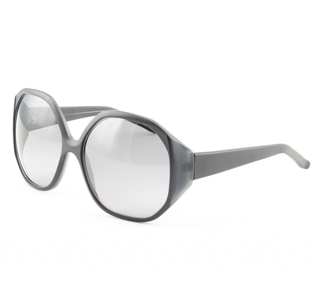 Marni MA218 Sunglasses Col. 03 Frosted Graphite Gray Frame with Gray Lenses