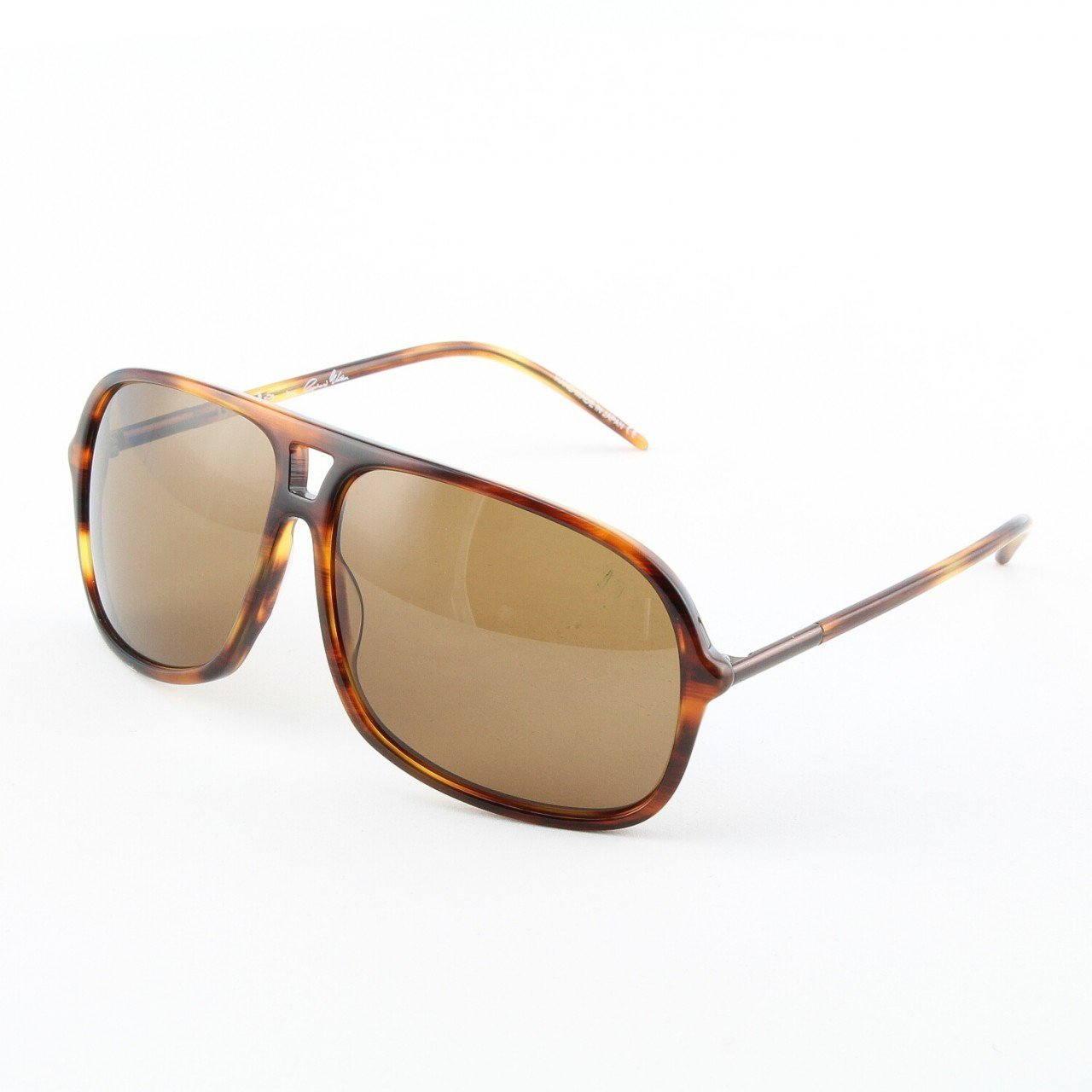 Blinde Lights Out Unisex Sunglasses Col. Brown Tortoise with Solid Brown Lenses