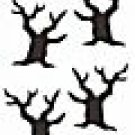 Sizzix Bare Tree  Halloween