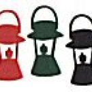 Camping Lantern, Ellision Sizzix Thin Cuts