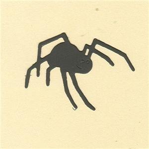 Spider, Halloween, Sizzix Sizzlit