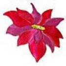 Poinsettia, Christmas, Sizzix Sizzlit