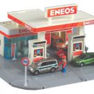 Tomica Town Gasoline Station (ENEOS) from Japan