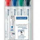 Pen: Lumocolor Whiteboard Marker Bullet Tip 4-set [Japan Import]