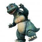 Figure: MonsterArts Bandai Little Godzilla and Crystal Set