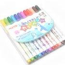 Pentel Washable Ink Color Marker Pen - 12 Color Set (japan import) [SCS2-12]