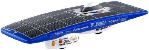 Tomica No.26 Tokai University Solar Car Tokai Challenger (Japan Import)