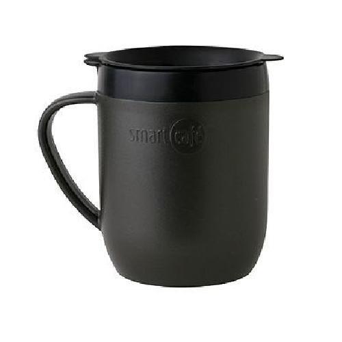 Smart Cafe Hot Mug Black (japan import)