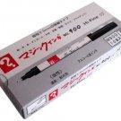 10pcs/pack B-M900-T1 Teranishi Chemical Magic ink black No.900 (japan import)