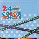Tombow ippo! 24 colour pencils CL-RRW0224C (Japan Import)
