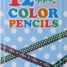 Tombow ippo! 12 colour pencils W0212C (Japan Import)