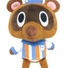 """Sanei Animal Crossing New Plush Doll Timmy Convenience Store Clerk 5.5"""""""