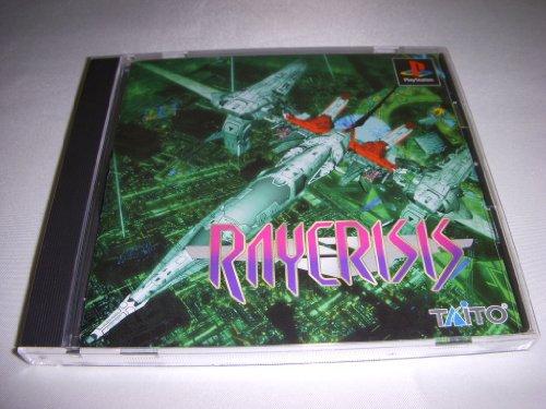 Taito Video Games - RayCrisis/ Series Termination - PlayStation