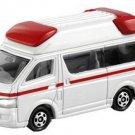 Takara Tomy Tomica #079 Toyota Himedic Ambulance (Japan Import)