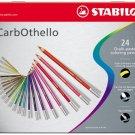 Stabilo Carb Othello Pastel Pencil Sets set of 24
