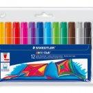 Staedtler - Noris Club Jumbo Colouring Markers Set of 12