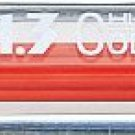 Pentel Sharp pen core replacement high polymer CH13-10 10 pack of vermilion