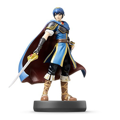 Nintendo Wii U 3DS Amiibo Marth Super Smash Bros. [Japan Import]