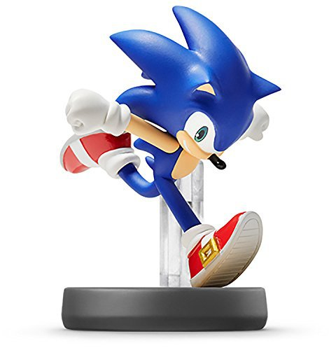 Nintendo Wii U 3DS Amiibo SONIC Super Smash Bros. [Japan Import]