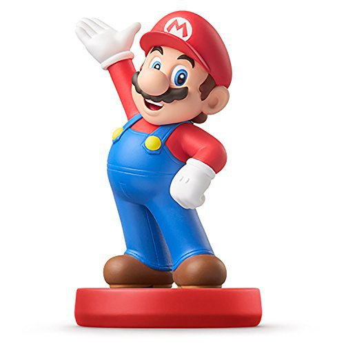 Nintendo Wii U 3DS Amiibo Mario Super Smash Bros. [Japan Import]