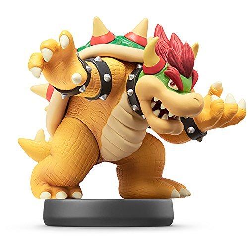 Nintendo Wii U 3DS Amiibo KOOPA Super Smash Bros. [Japan Import]