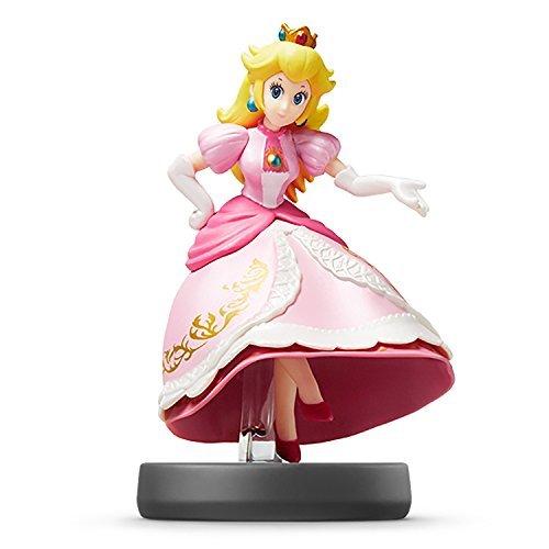 Nintendo Wii U 3DS Amiibo Princess Peach Super Smash Bros. [Japan Import]
