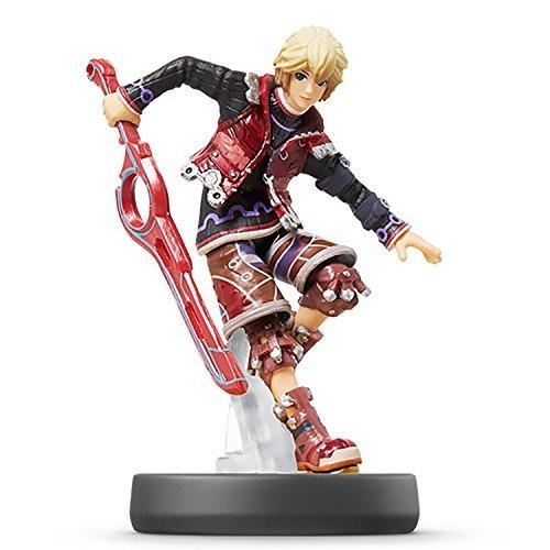 Nintendo Wii U 3DS Amiibo Shulk Super Smash Bros. [Japan Import]