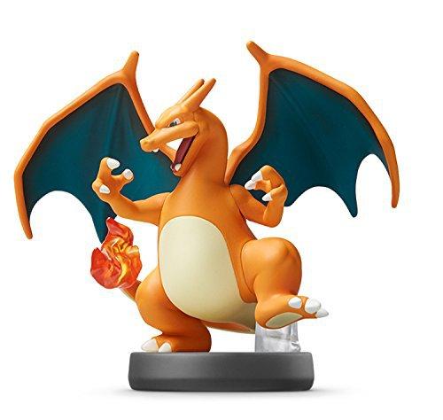 Nintendo Wii U 3DS Amiibo Charizard Super Smash Bros. [Japan Import]