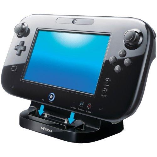 Nyko - Nintendo Wii U - Power Stand for Wii U