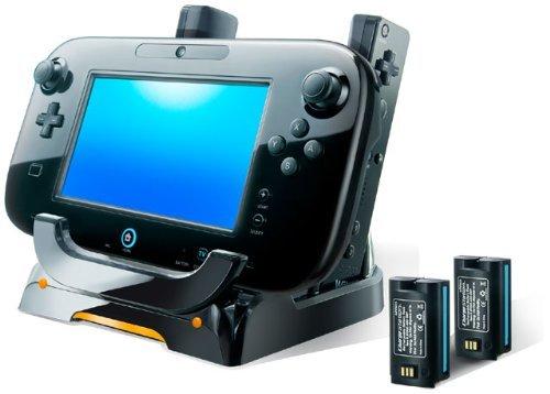 Nyko - Charge Station U - Nintendo Wii U