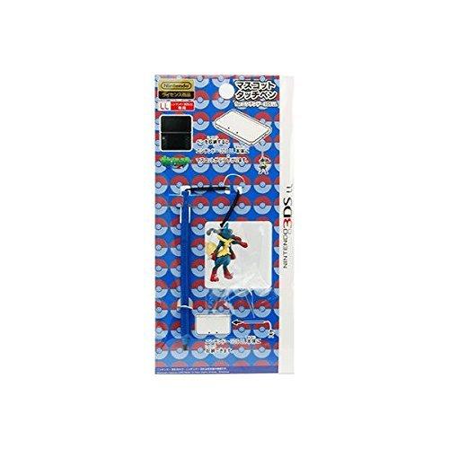 Jupiter - Mega Lucario - Pokemon - Nintendo 3DS XL - Stylus