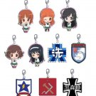 Character Goods: Girls und Panzer Trading Metal Charm Box