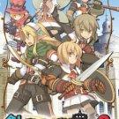 ACQUIRE - Sony PSP - Ken to Mahou to Gakuen Mono 2