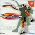Sega of America Inc - Power Smash/ Sega Professional Tennis - Sega Dreamcast