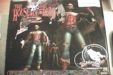 Sega of America Inc - The House of the Dead 2 (Gun Set) - Sega Dreamcast