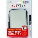 Nintendo 3DS EVA Semi-Hard Case Silver LL QEVA-3DSLLSL
