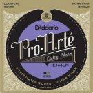 DAddario EJ44LP Pro-Arte Composite Classical Guitar Strings Extra-Hard Tension