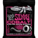 Ernie Ball 2723 Cobalt Electric Guitar Super Slinky (9 - 42)